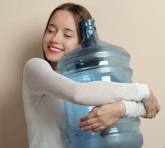 Água Mineral x Sais...