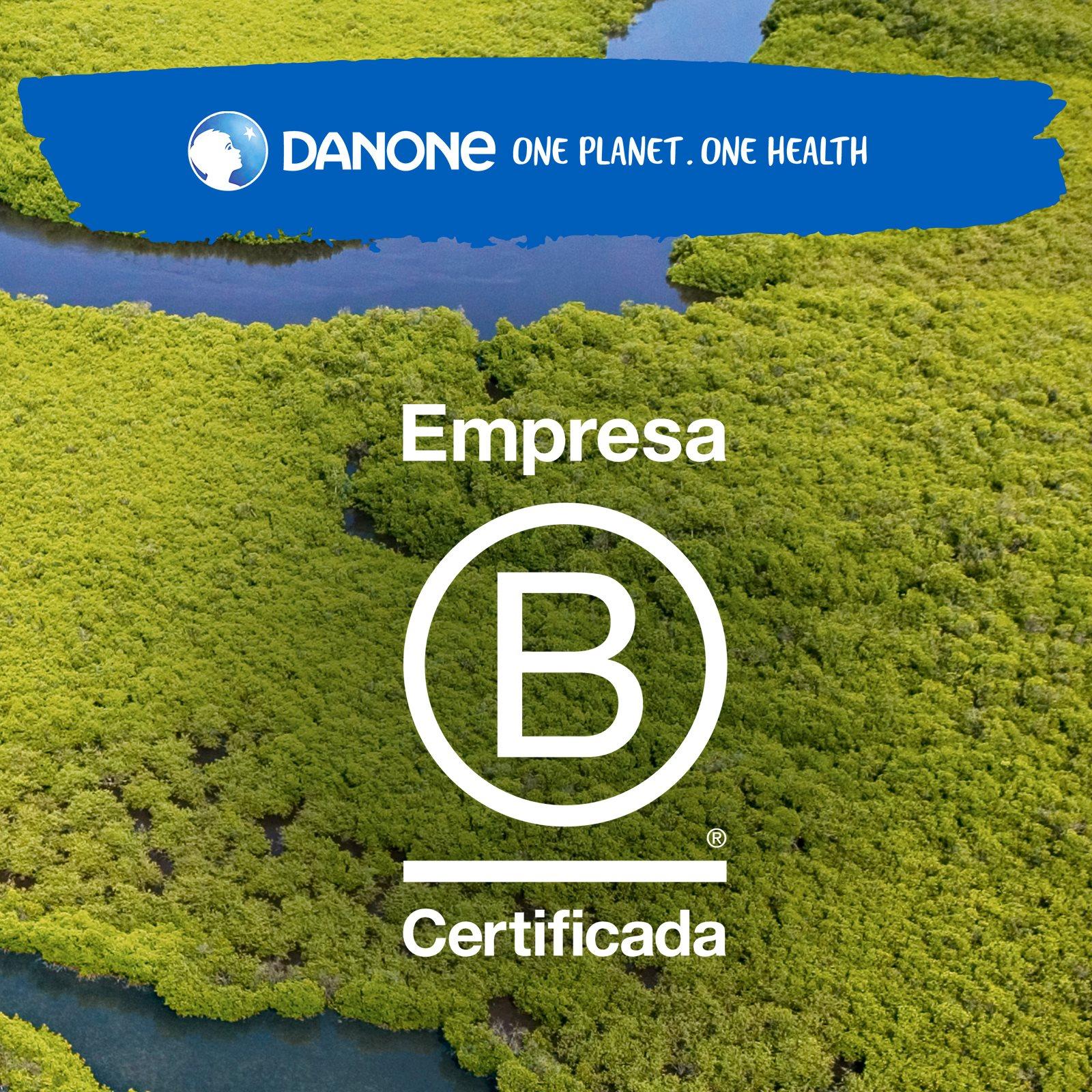 A Danone agora é uma Empresa B