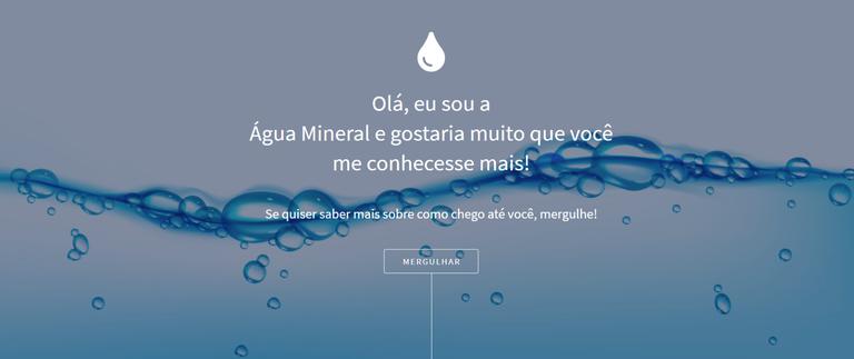 Portal da Água Mineral é lançado por órgãos públicos e entidades privadas